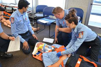 A Few Tips to Success in EMT School